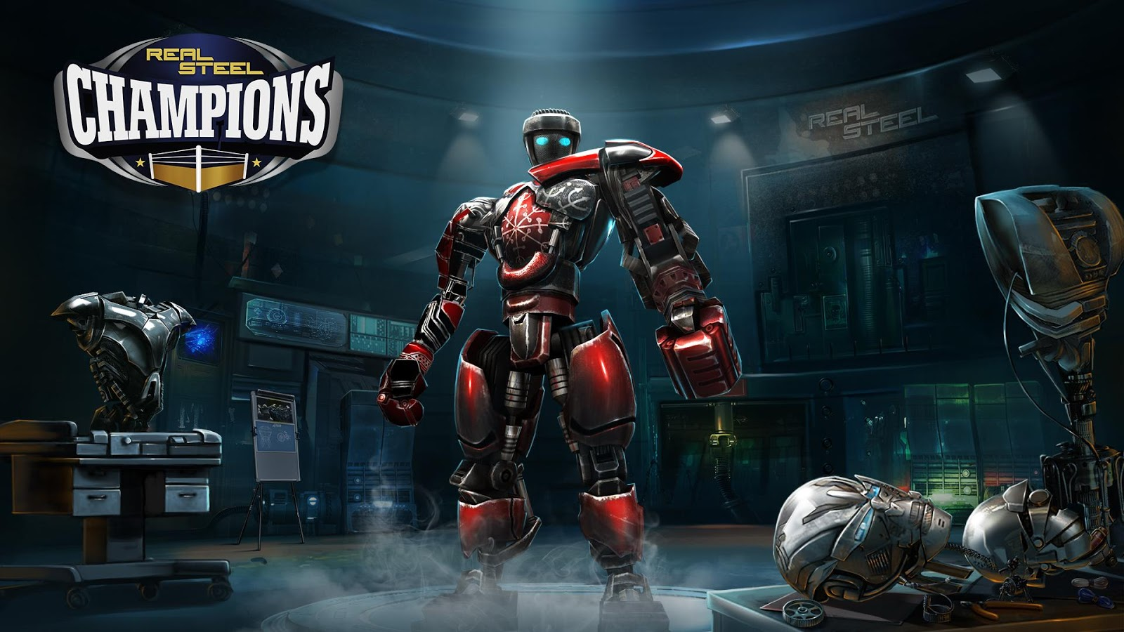 Real steel wrb game free download for android.