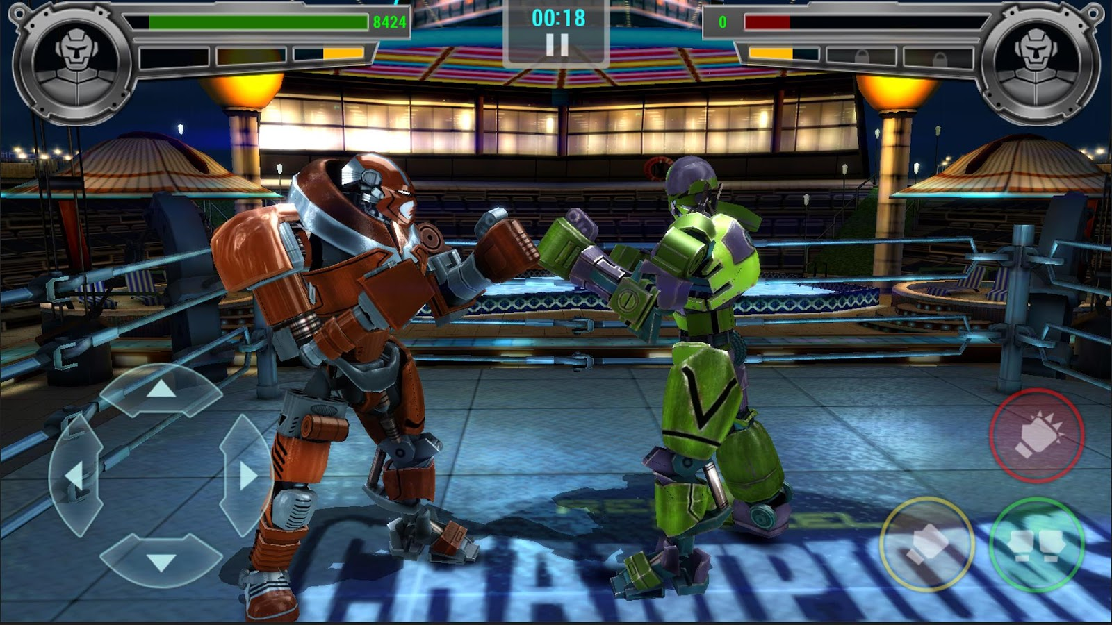 Real Steel Champions 7