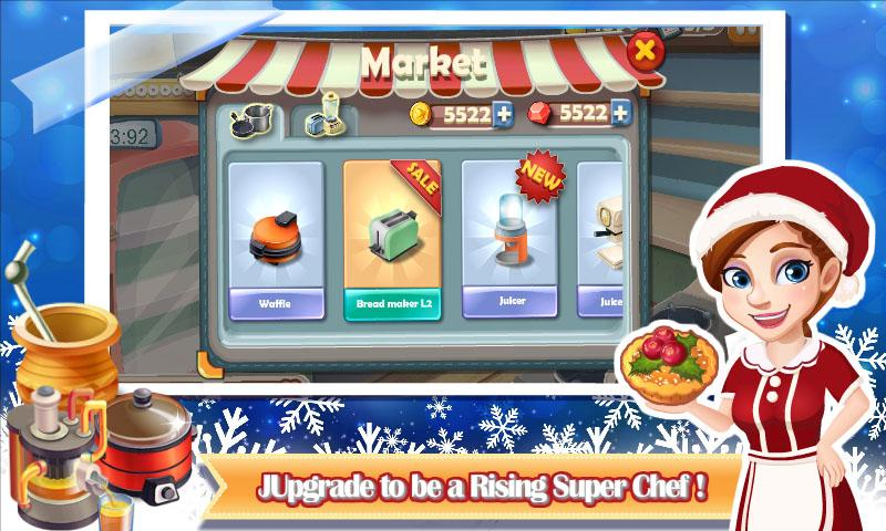 Rising Super Chef Cooking Game 4