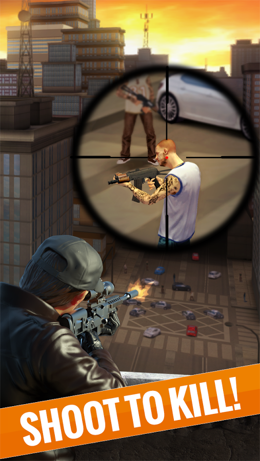 Sniper 3D Assassin Free Games 1-1