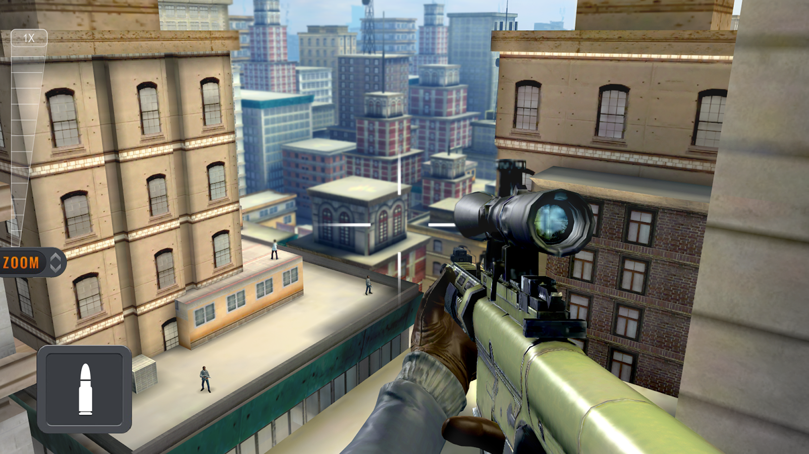 Sniper 3D Assassin Free Games 1-5