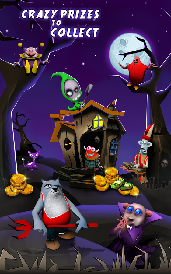 Zombie Party Coin Mania 5