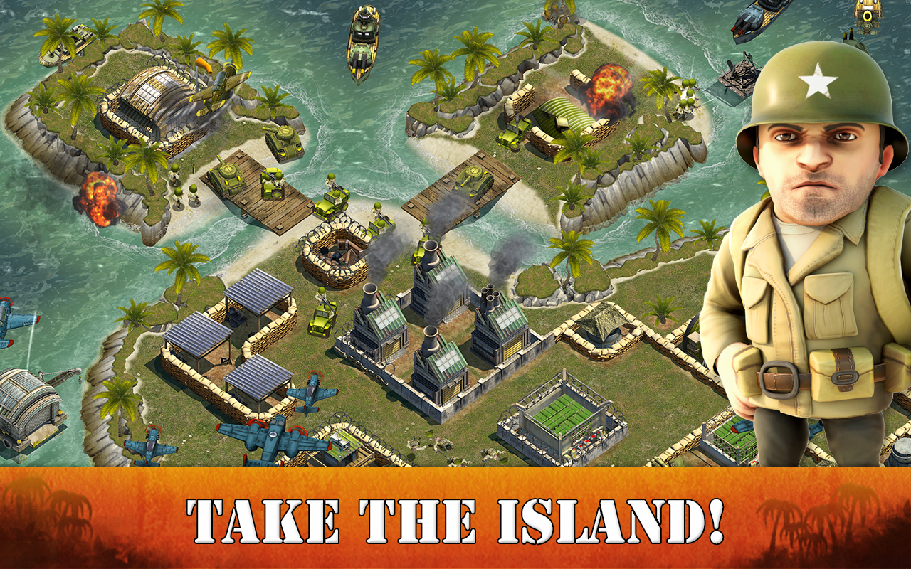 Battle Islands 5