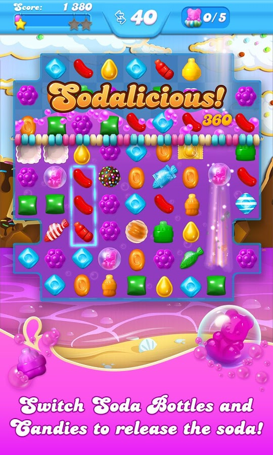 Candy Crush Soda Saga 2