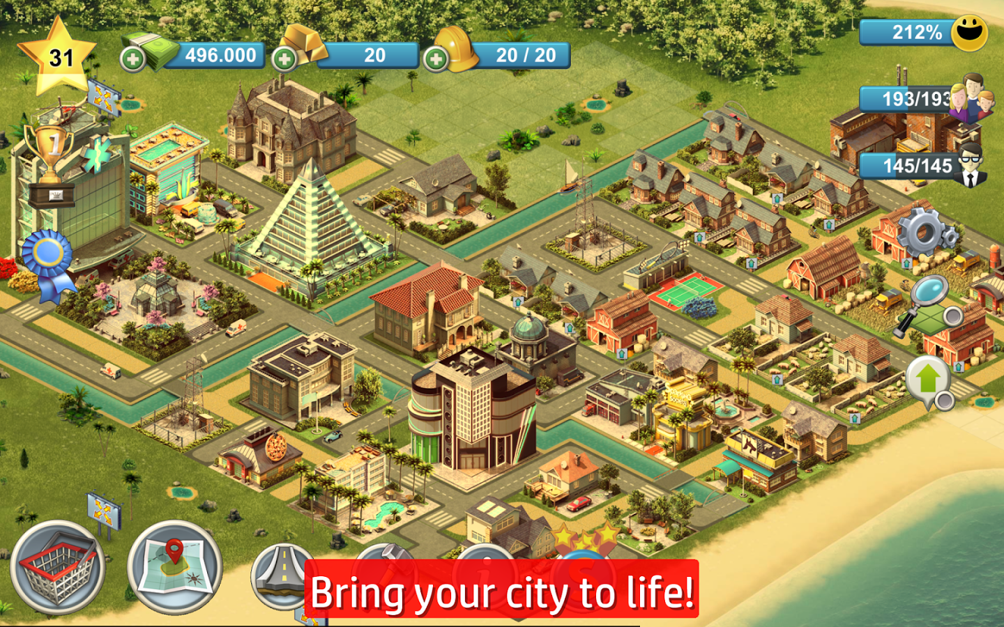 town tycoon