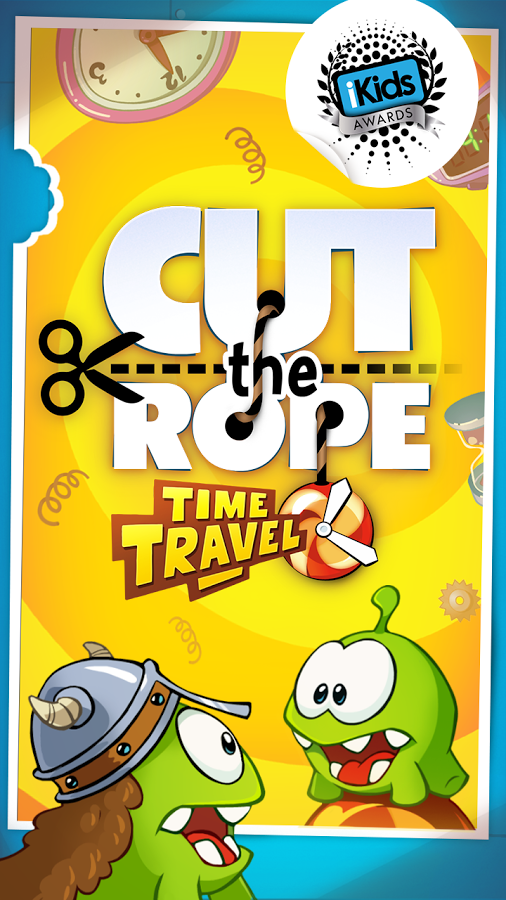 Cut the Rope Time Travel HD 1