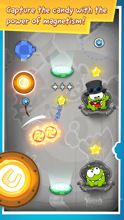 Cut the Rope Time Travel HD 2
