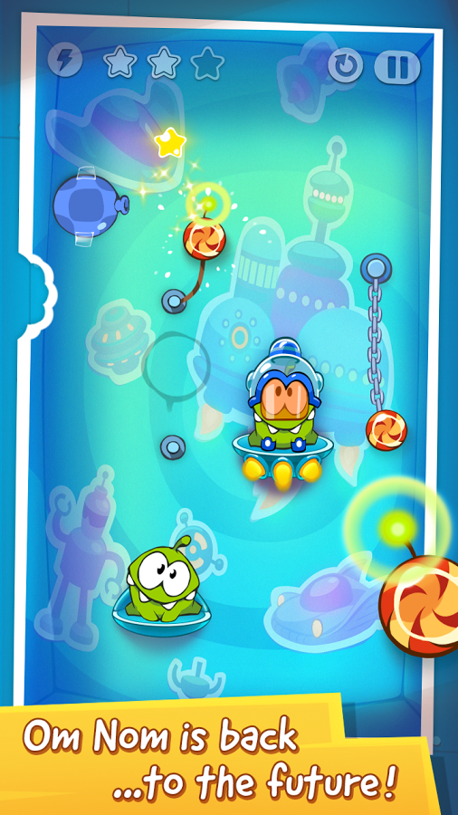 Cut the Rope Time Travel HD 3