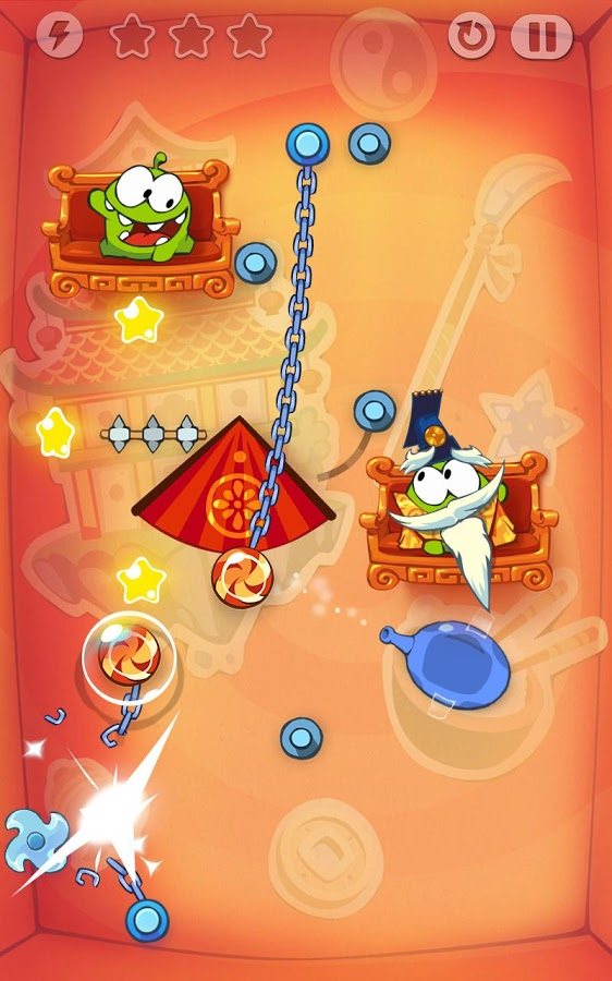 Cut the Rope Time Travel HD 6