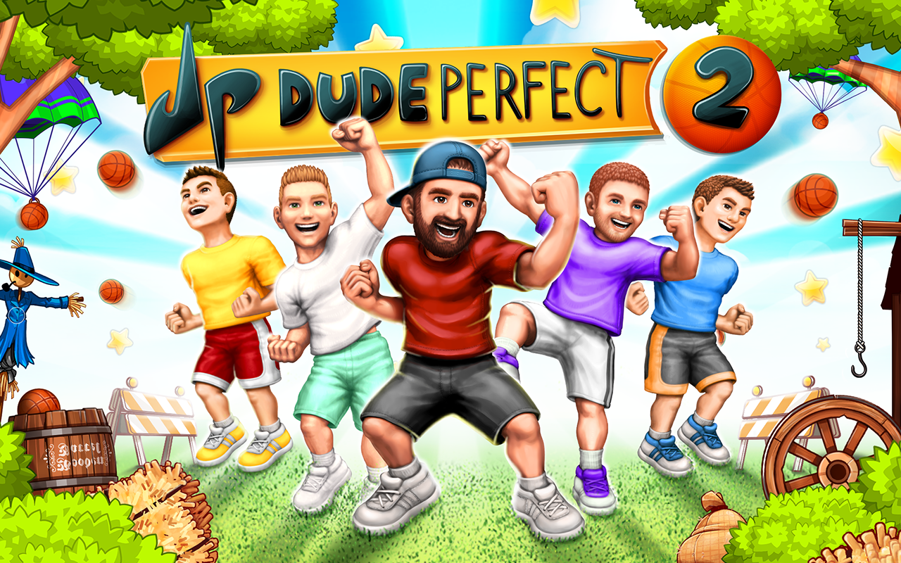 Dude Perfect 2 - 1