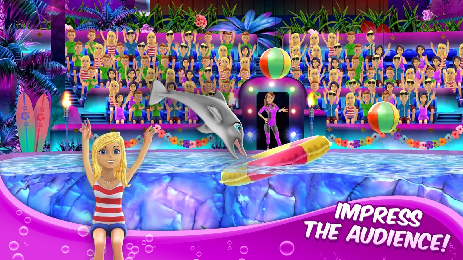 game my dolphin show 2