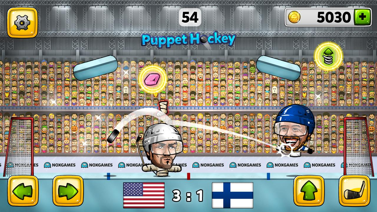Puppet Ice Hockey 2014 Cup 3