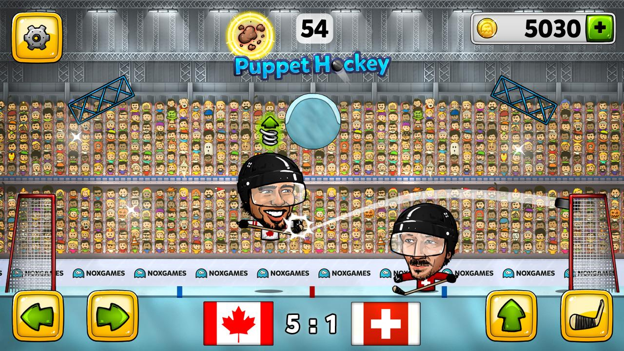 Puppet Ice Hockey 2014 Cup 5
