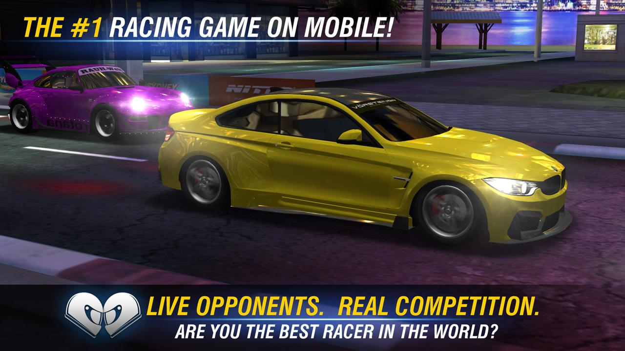 Racing Rivals 1