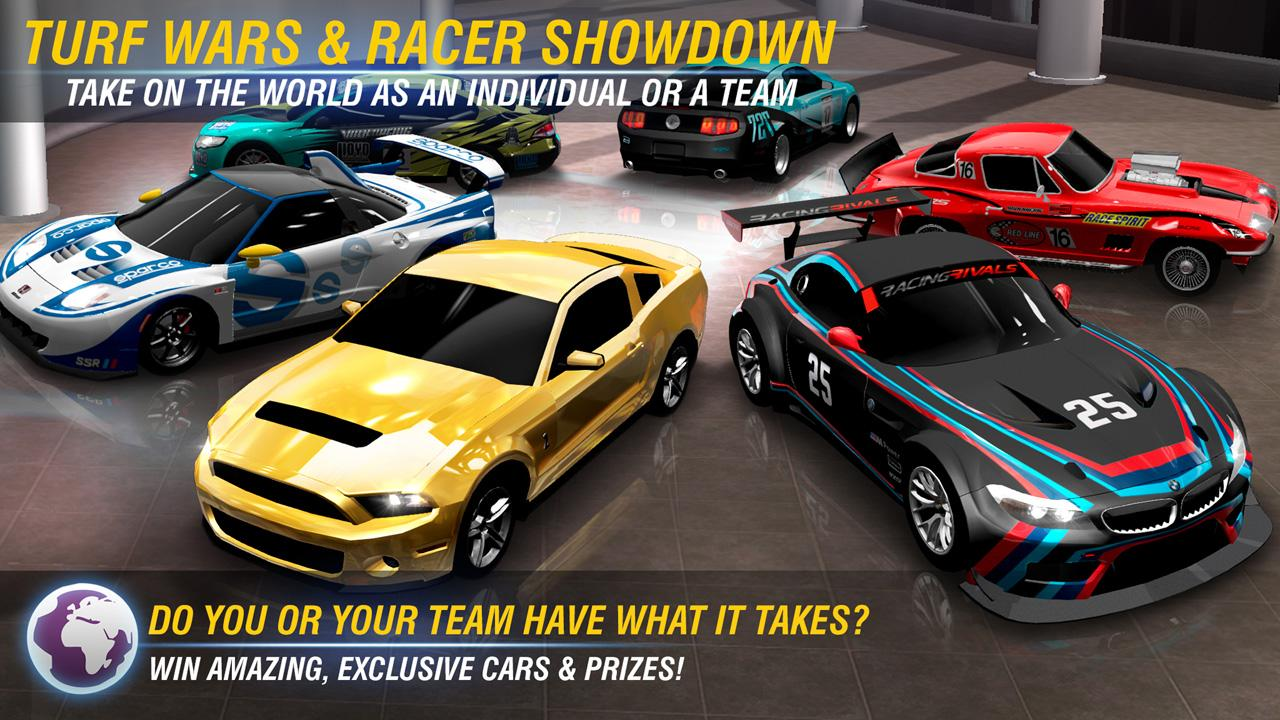 Racing Rivals 4