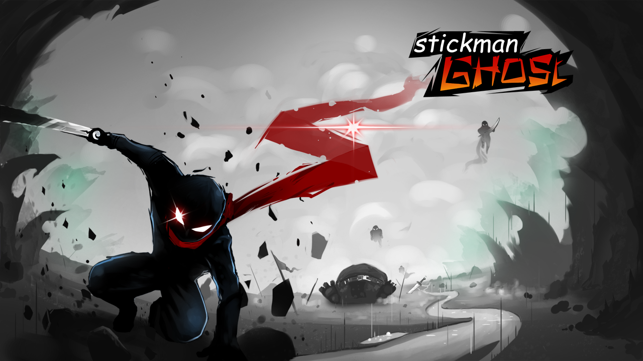 Stickman Ghost Warrior 1