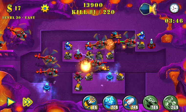 Tower Defense Evolution 2 -2