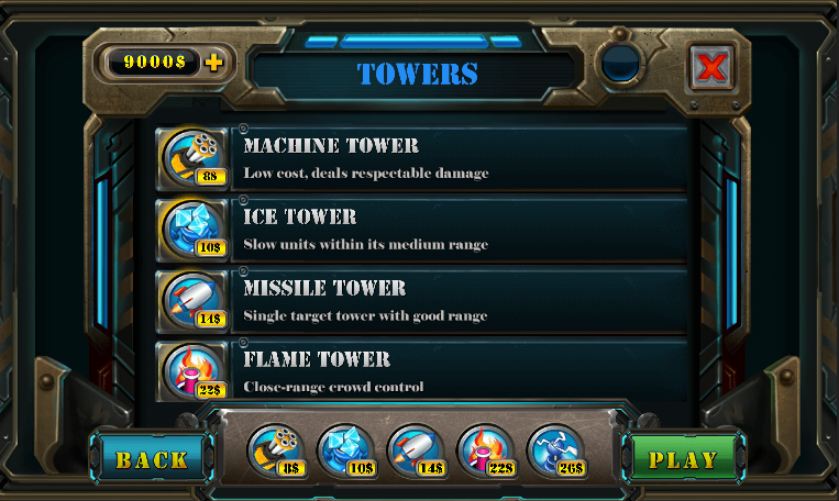 Tower Defense Evolution 2 -5