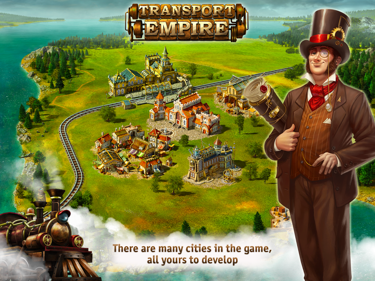 Transport Empire Steam Tycoon 2