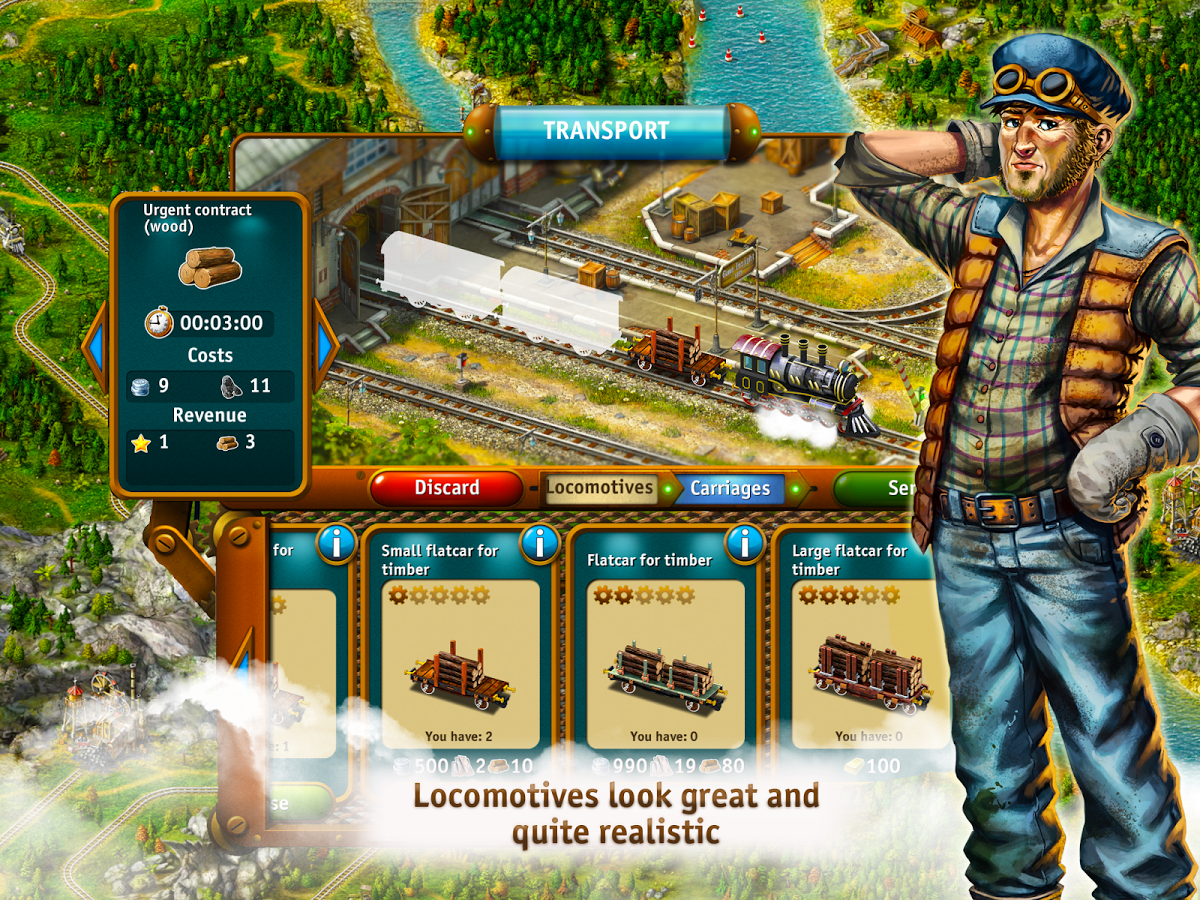 Transport Empire Steam Tycoon 3