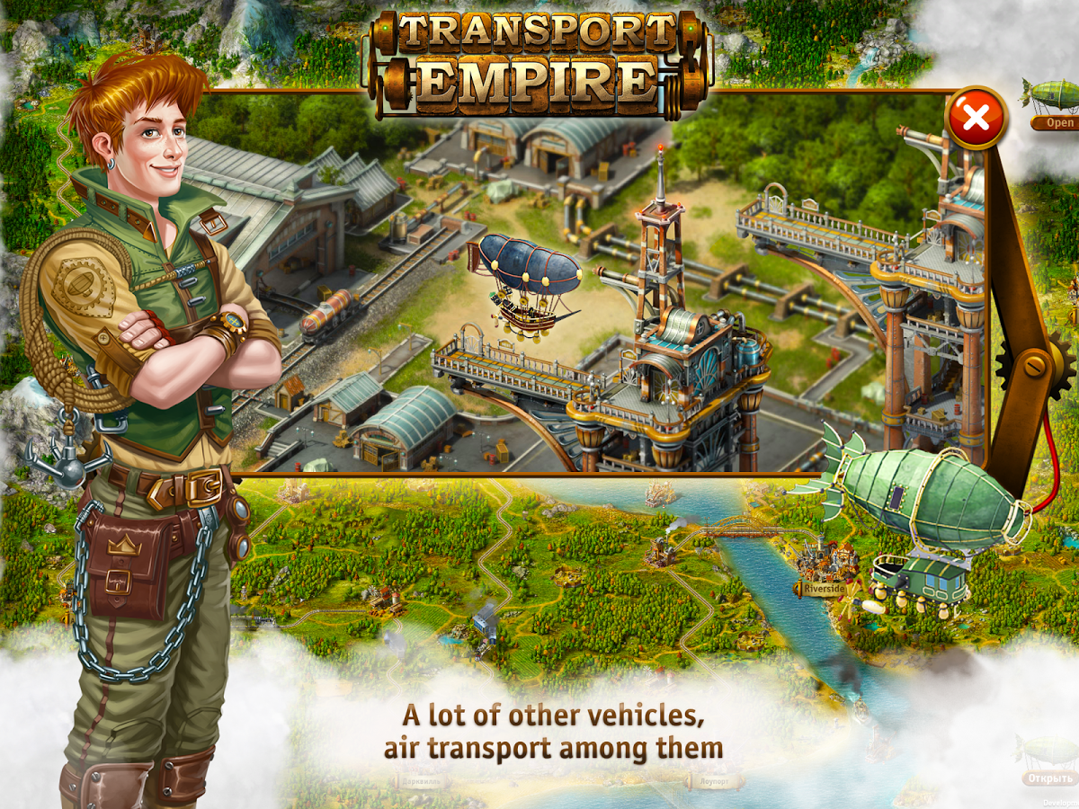 Transport Empire Steam Tycoon 4
