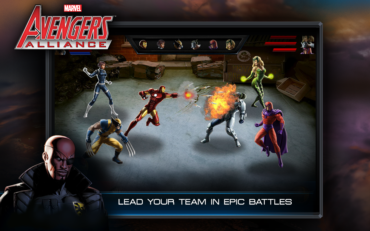 Avengers Alliance images 4