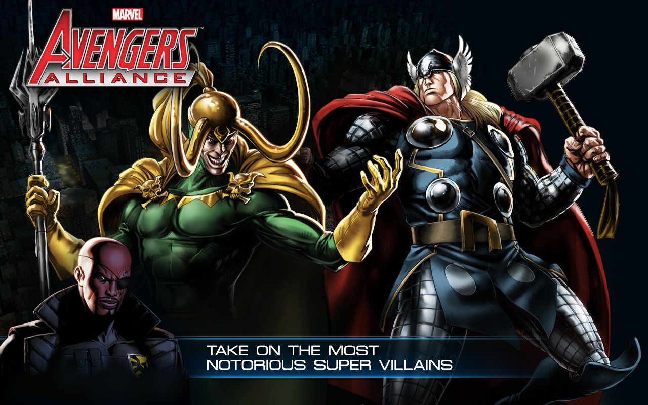 Avengers Alliance images 6