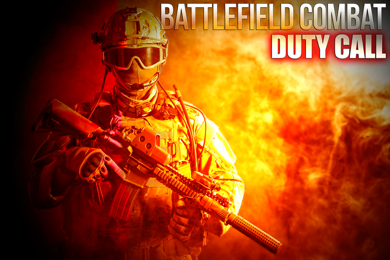 Battlefield Combat Duty Call 1