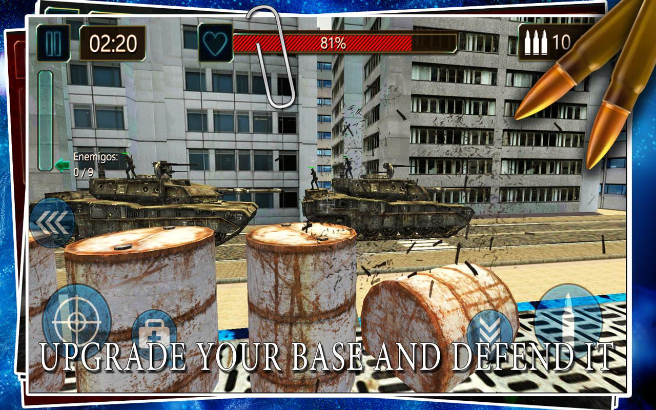 Battlefield Frontline City 5