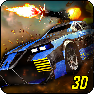 Death Racing Fever Car 3D