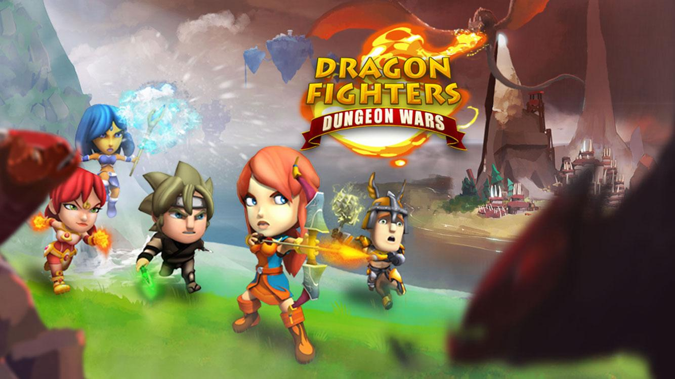 Dragon Fighters Dungeon Wars 1
