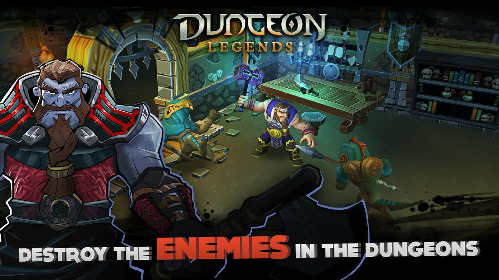 Dungeon Legends 1