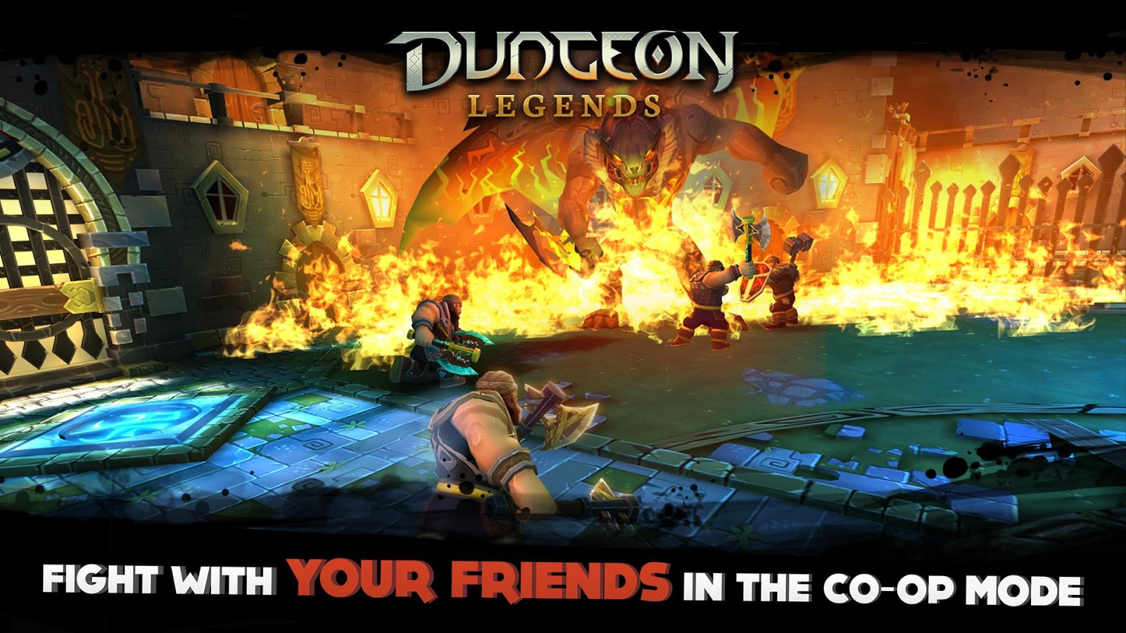 Dungeon Legends 3