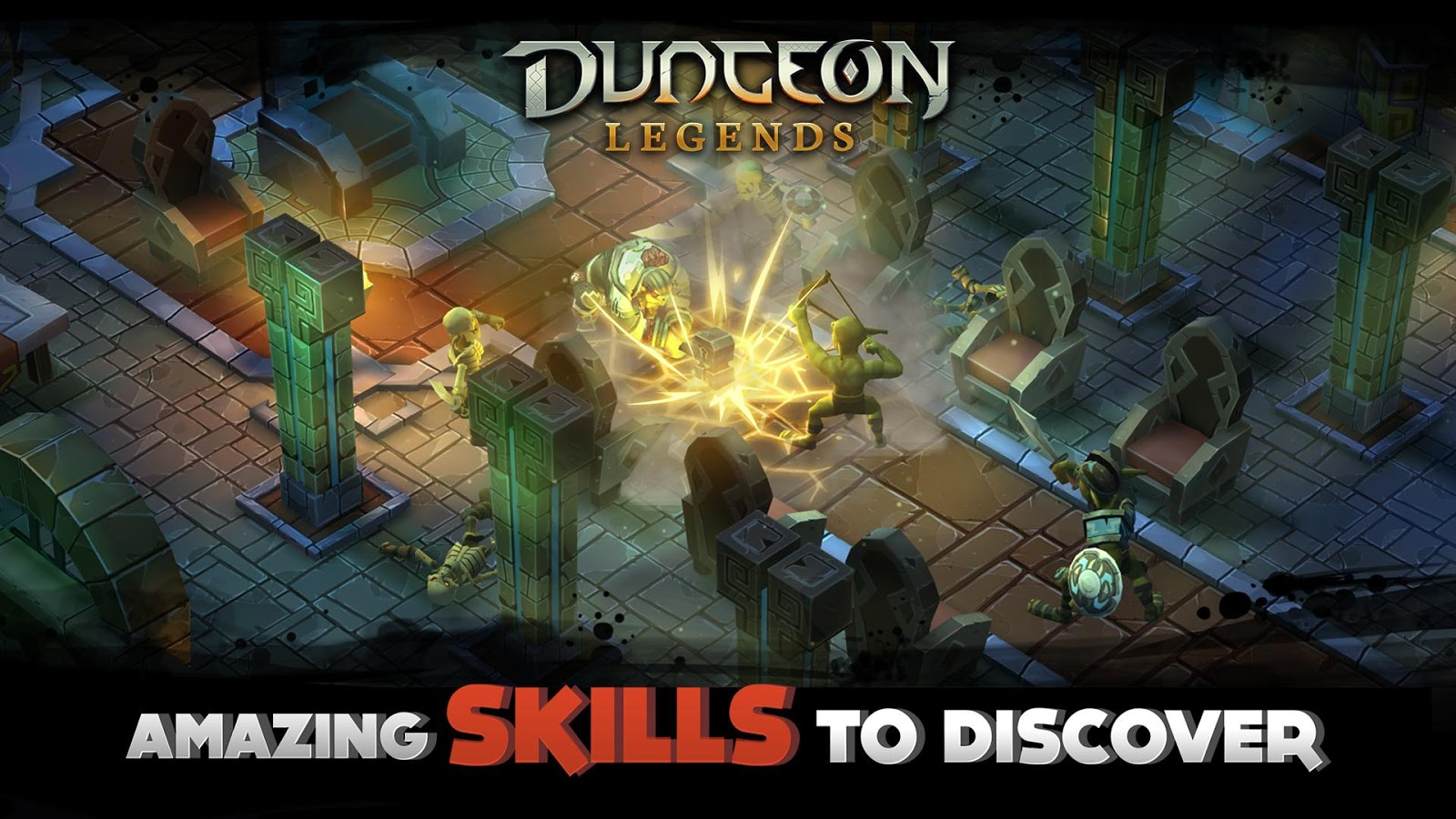 Dungeon Legends 4