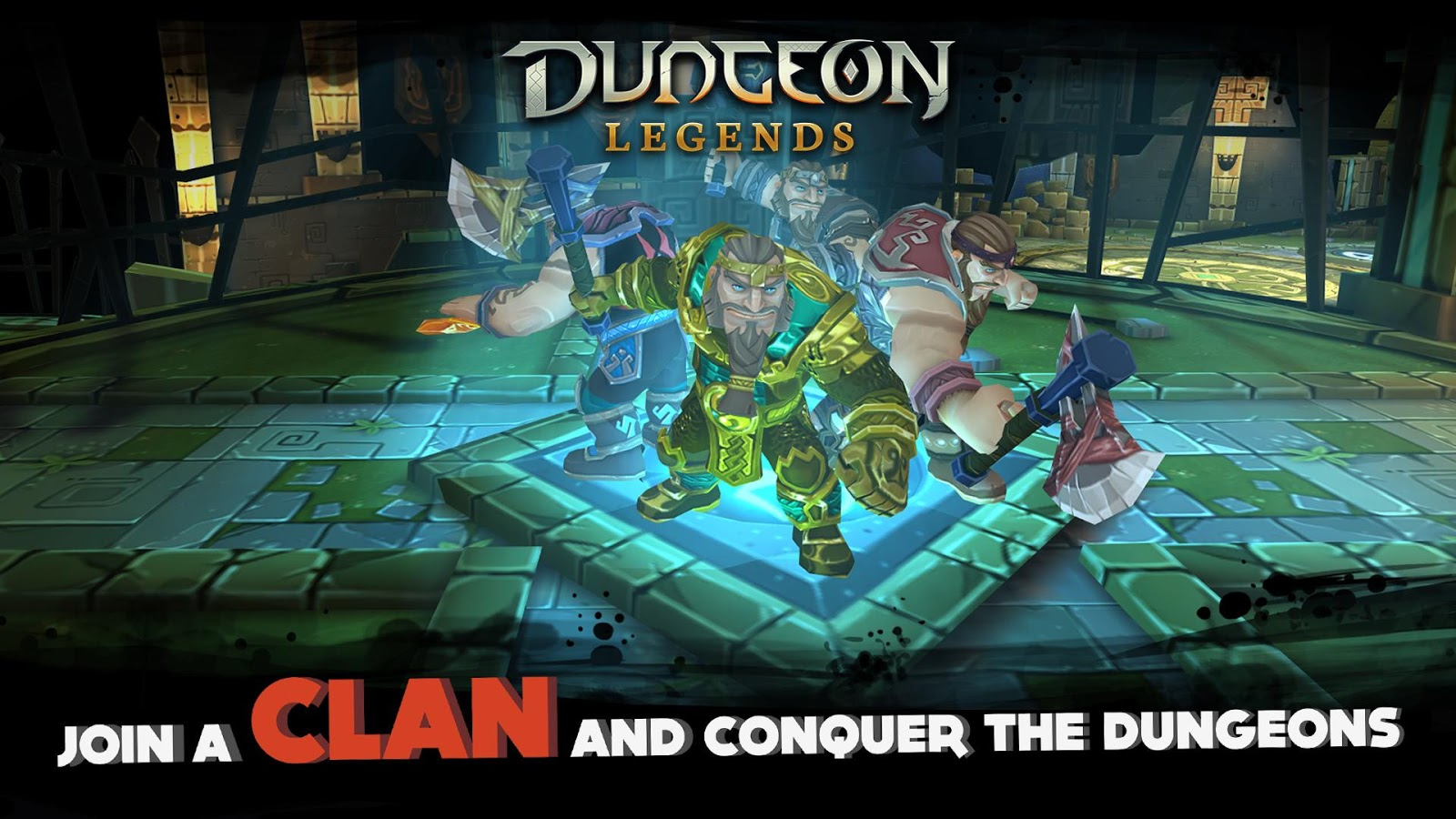 Dungeon Legends 5