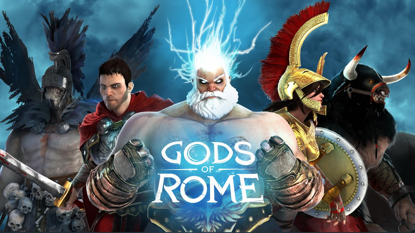 Gods of Rome images 1