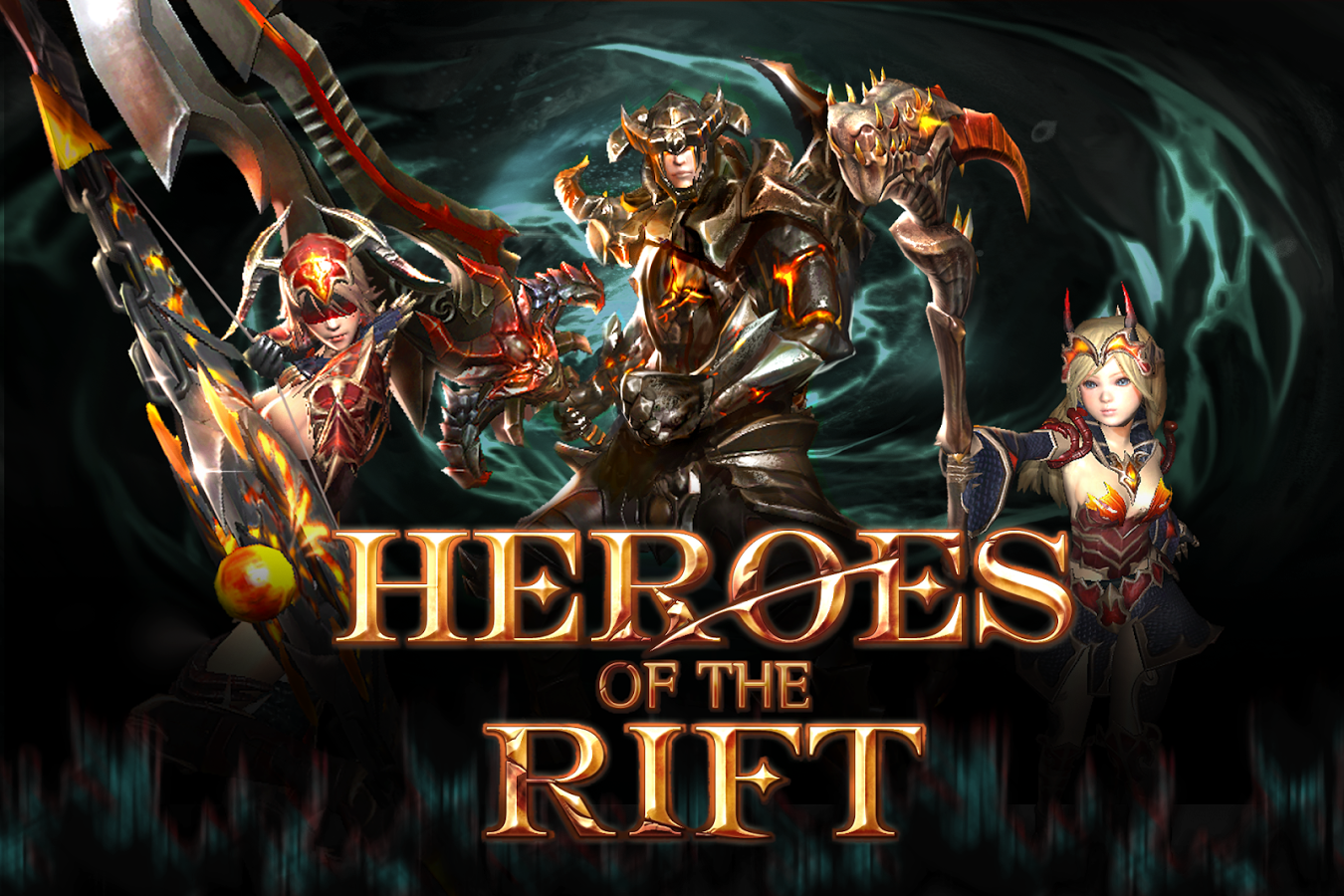 Heroes of the Rift images 5