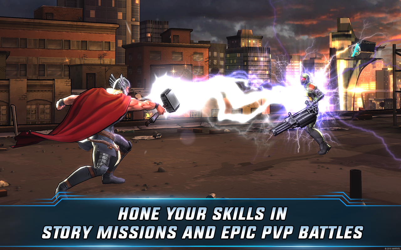 Marvel Avengers Alliance 2 -1