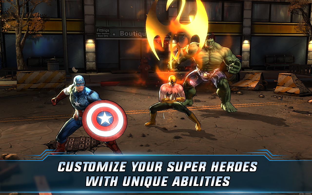 Marvel Avengers Alliance 2 -2
