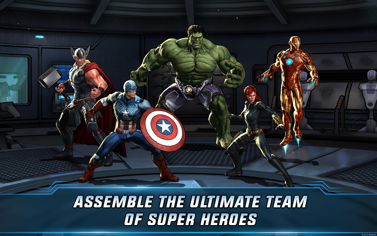 Marvel Avengers Alliance 2 -4