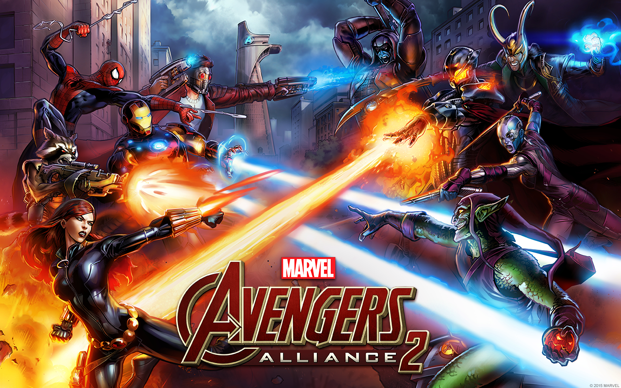 Marvel Avengers Alliance 2 -5