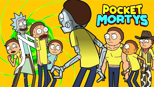 Pocket Mortys 1