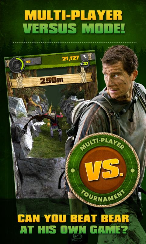 Survival Run with Bear Grylls 1