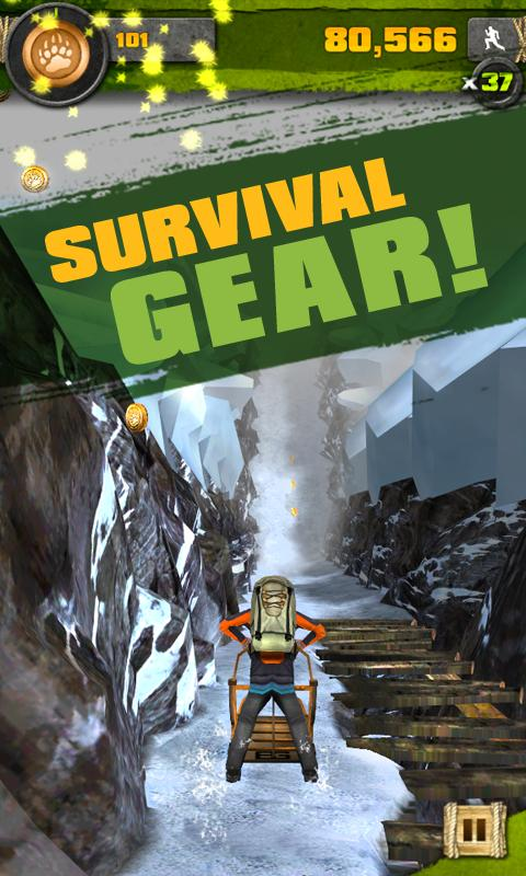 Survival Run with Bear Grylls 4
