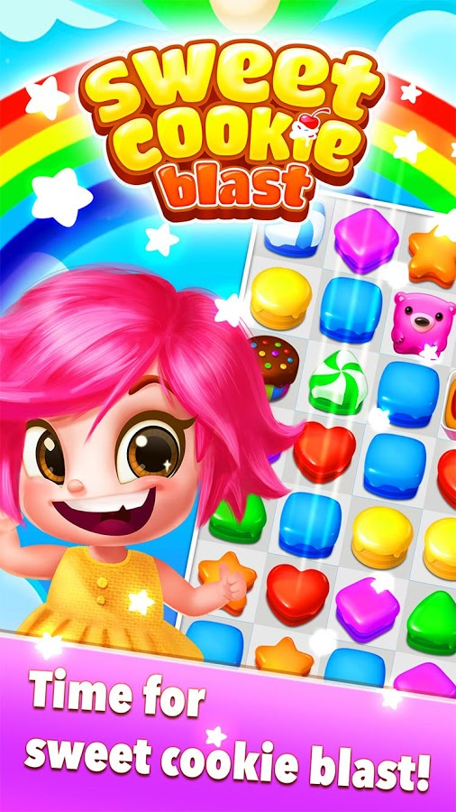 Sweet Cookie Blast images 4