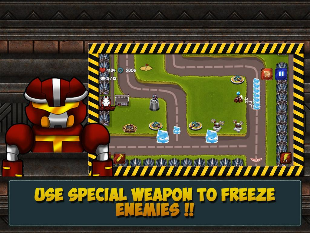 Tower War Defense Evolution 3