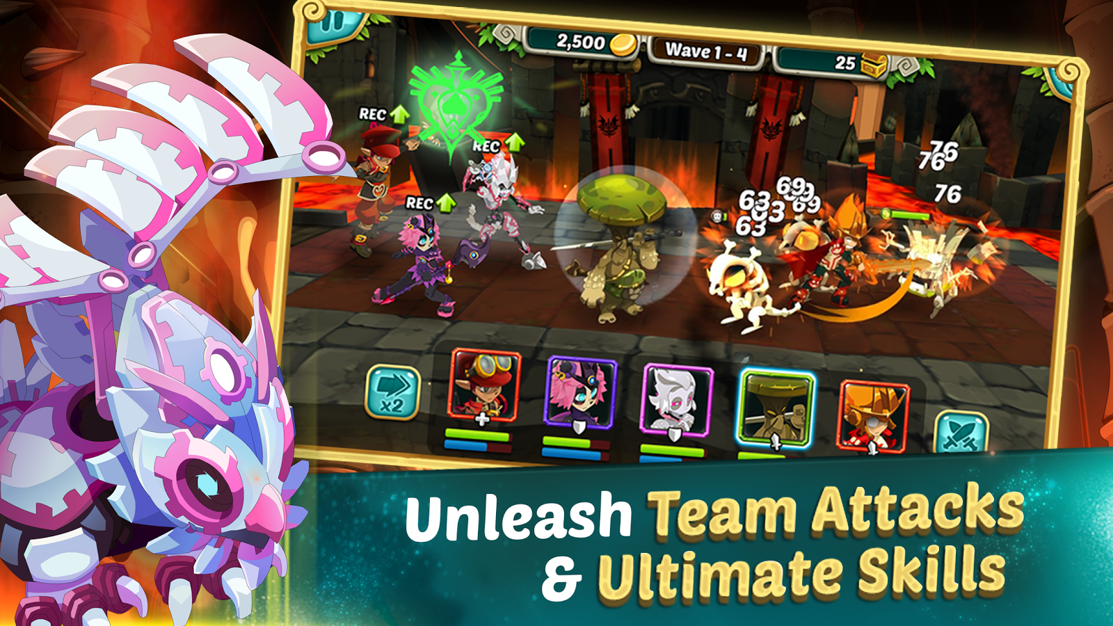Wakfu Raiders 1