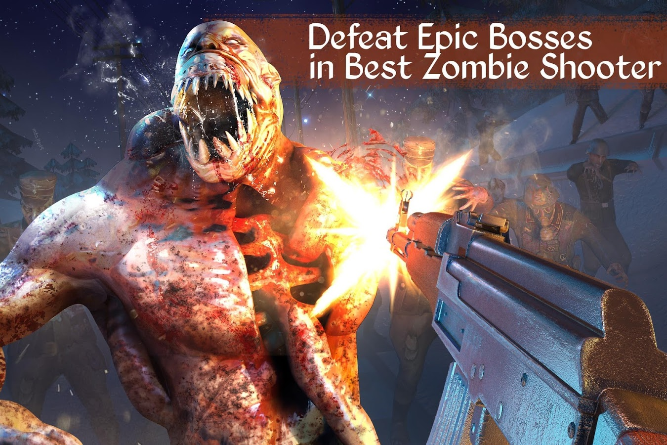 Zombie Call Dead Shooter FPS 3