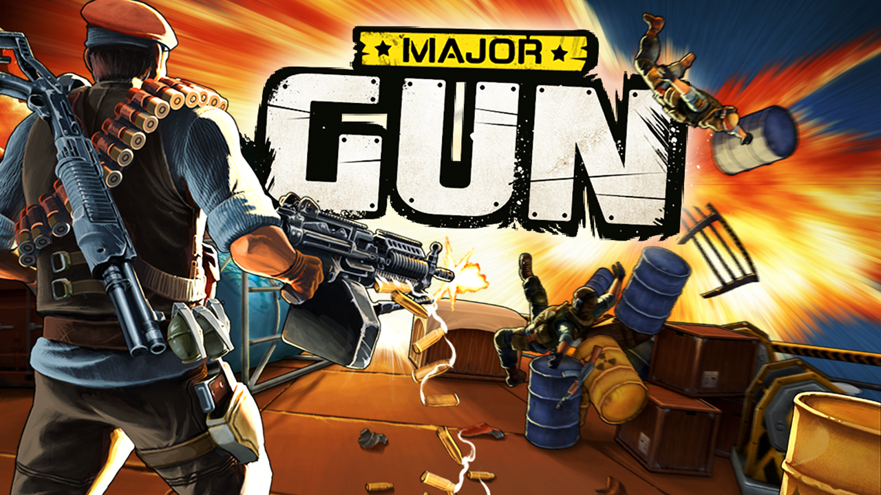 Major GUN FPS endless shooter 1