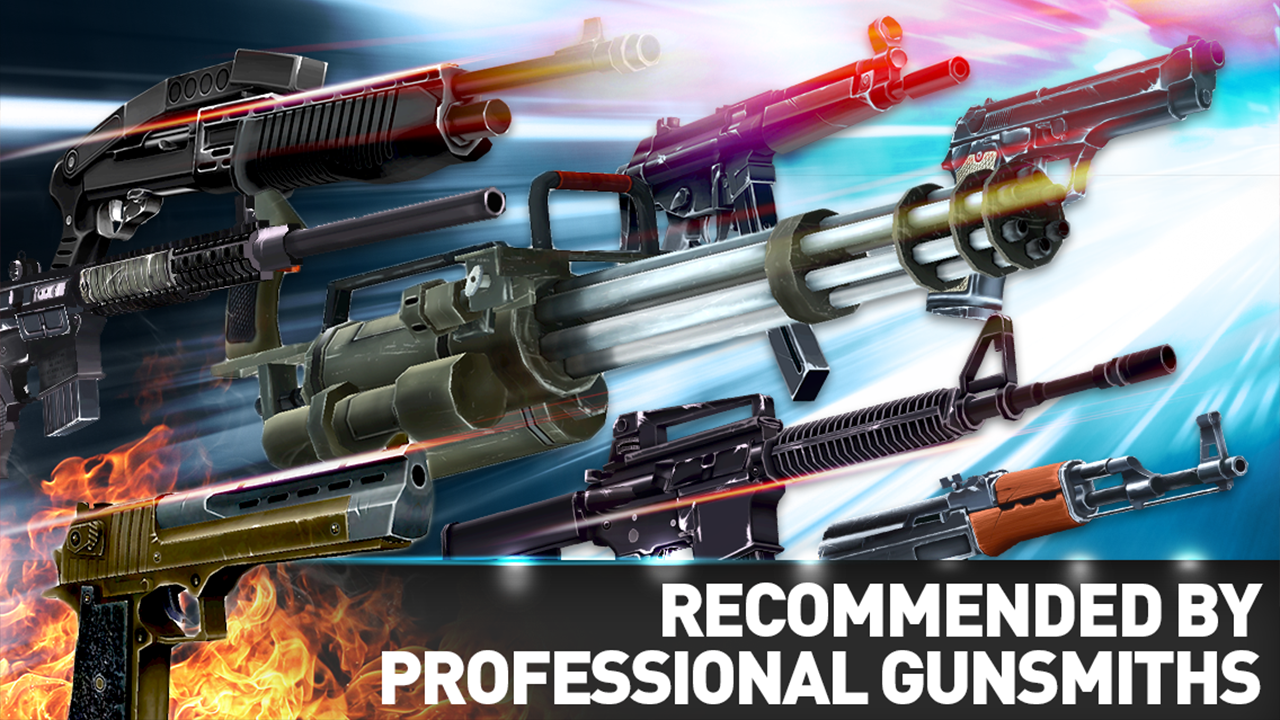 Major GUN FPS endless shooter 5